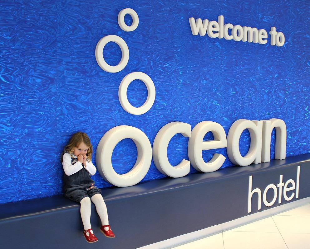 Butlin's Ocean Hotel – a checklist