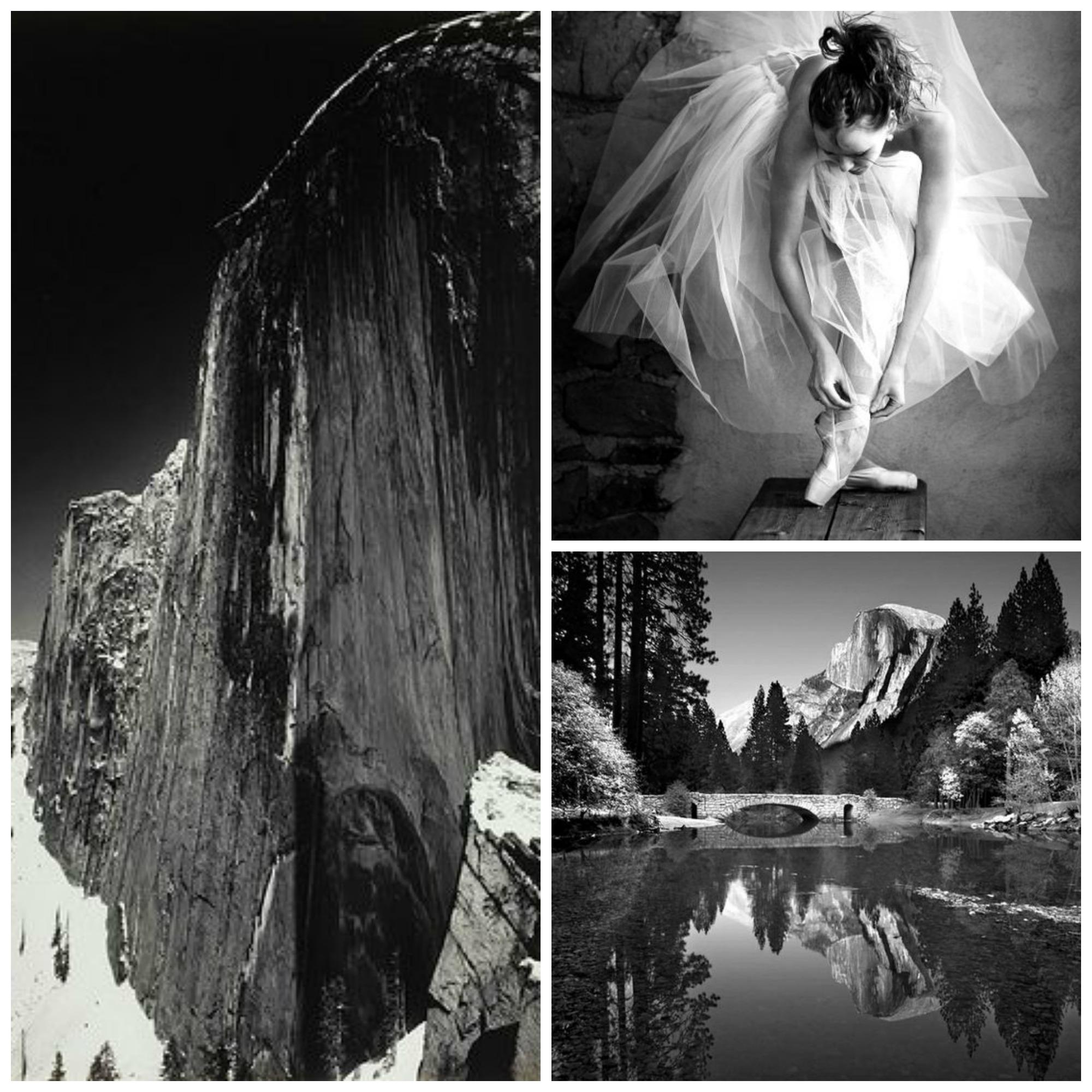 Ansel Adams collage 2