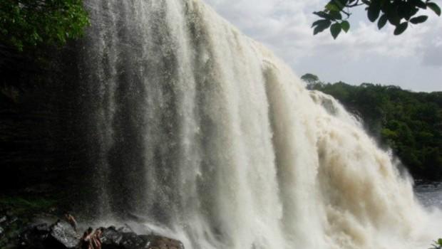 PODcast Sapo Falls, Canaima, Venezuela