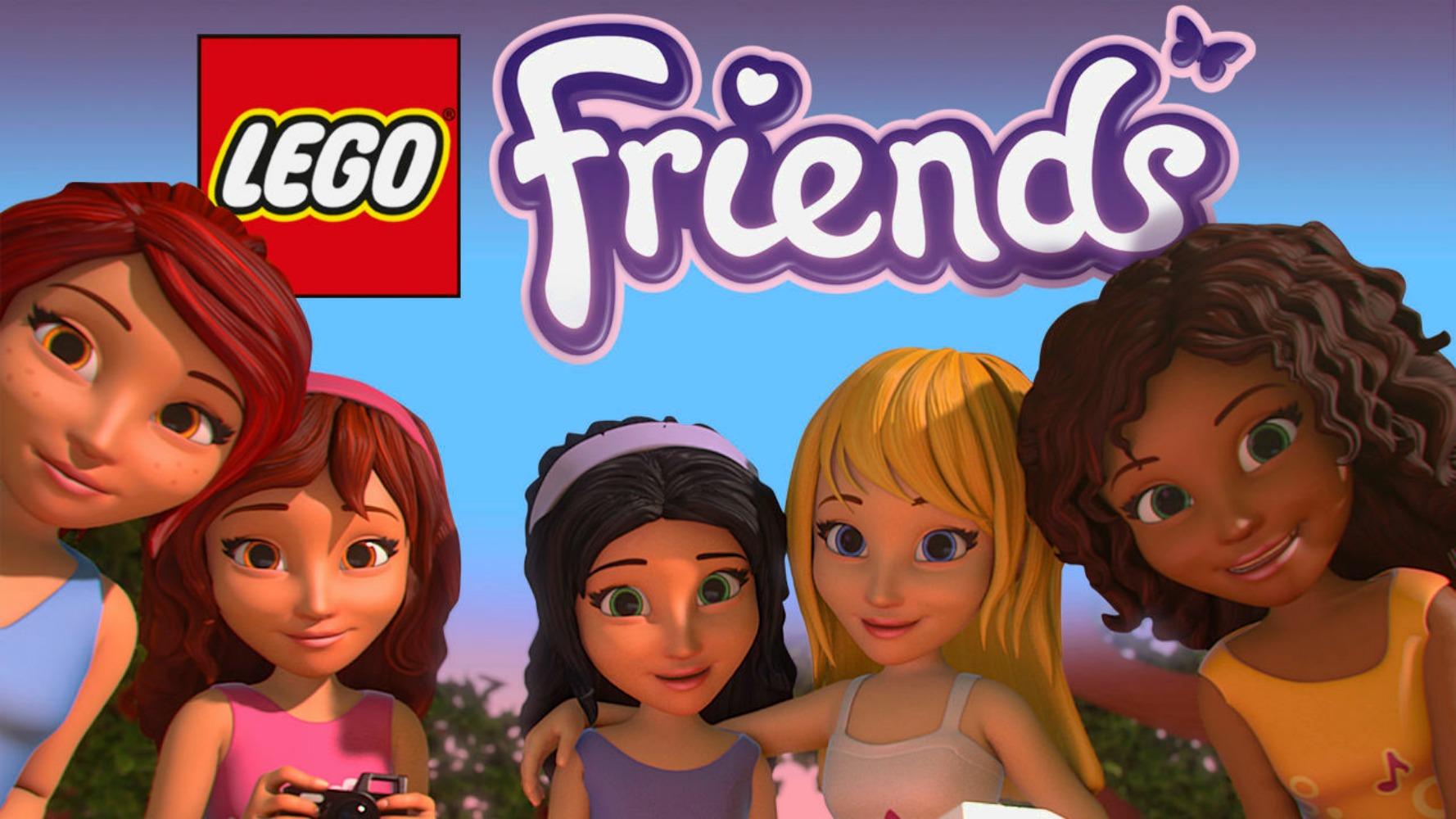 Lego Friends final